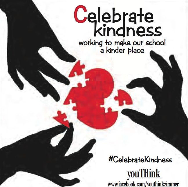 YouThink celebrate kindness campaign
