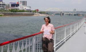 Ohio Riverboat Deck