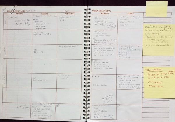 TeacherHacks.net - Hack Your Lesson Plan Book